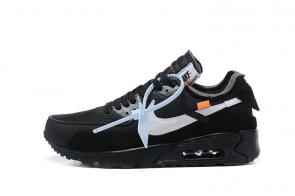 nike air max 90 off white virgil abloh black